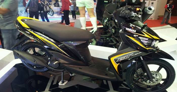 All New Yamaha Soul GT