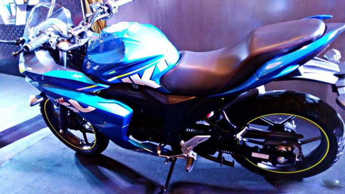Suzuki Gixxer SF Eco Performance