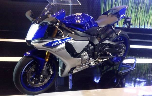 Motor Yamaha All New YZF-R1 GIIAS 2015