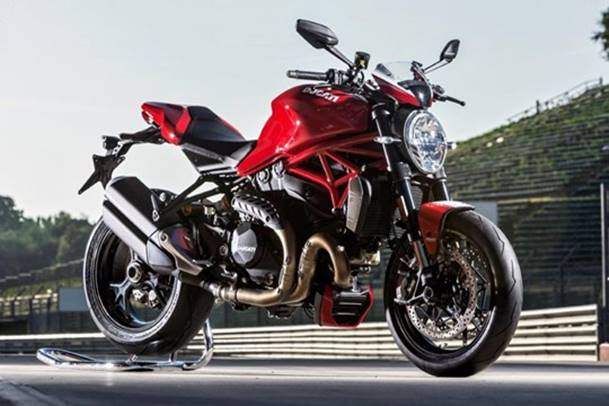 New Ducati Monster 1200R